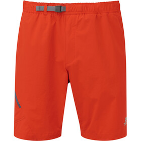 Mountain Equipment Comici Trail Shorts Herre cardinal orange
